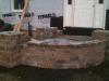 retaining wall old saybrook ct